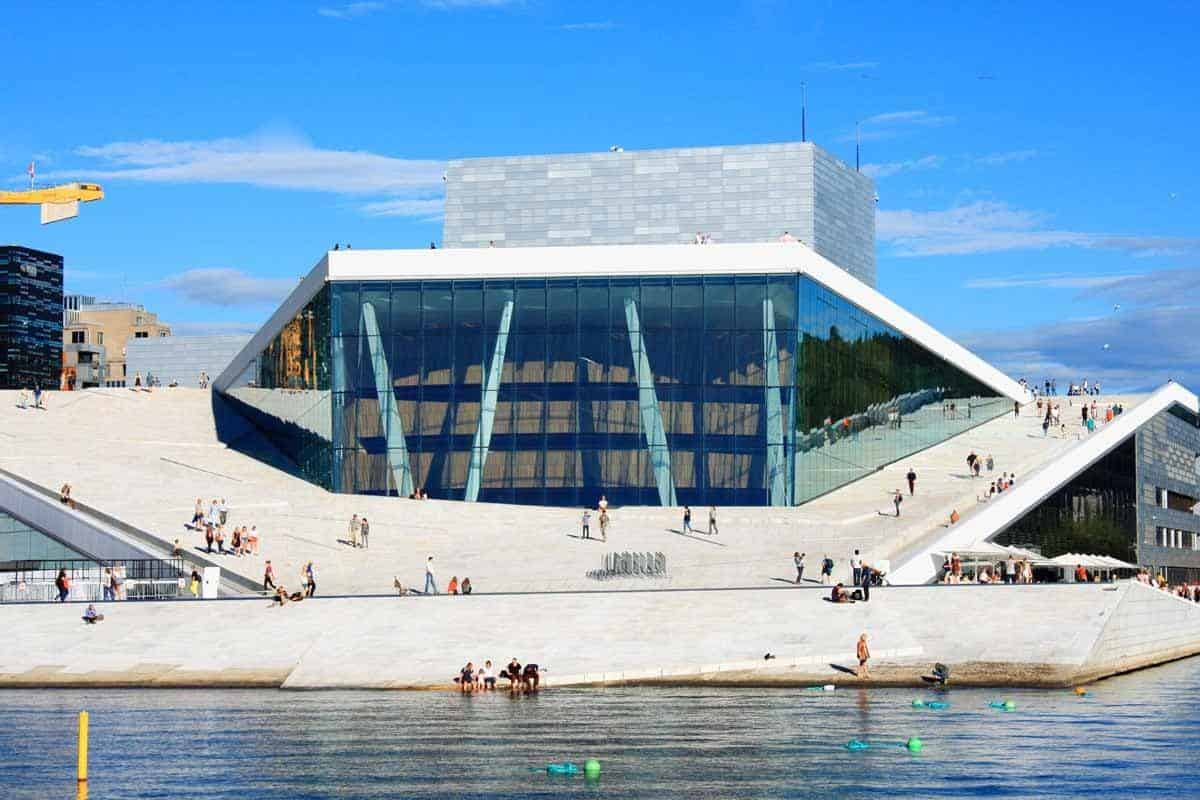 top tourist attractions in oslo norway oslo opera house