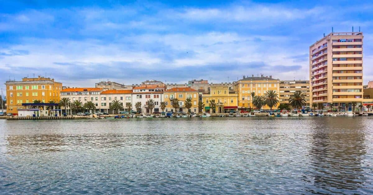 top tourist attractions in zadar croatia featured