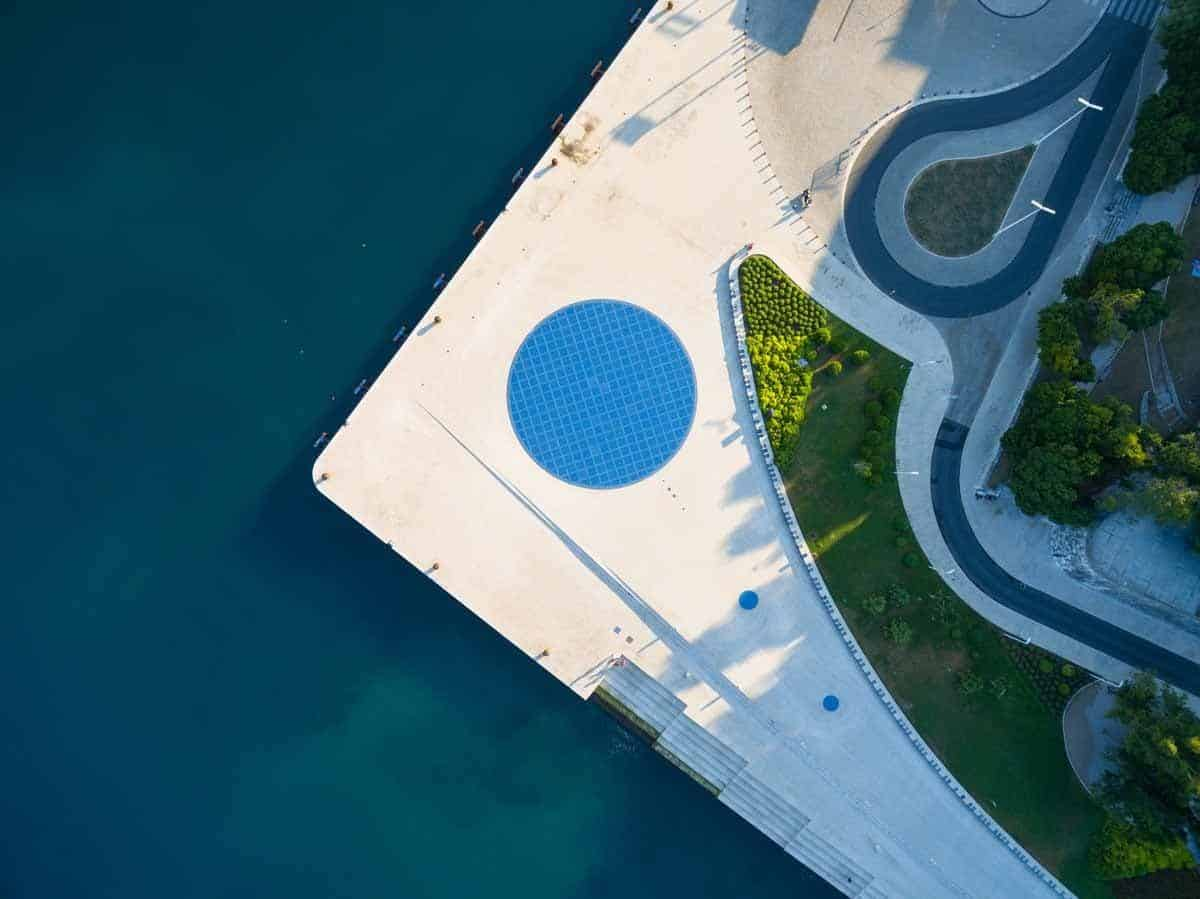 Things to do in Zadar, The Greeting to Sun