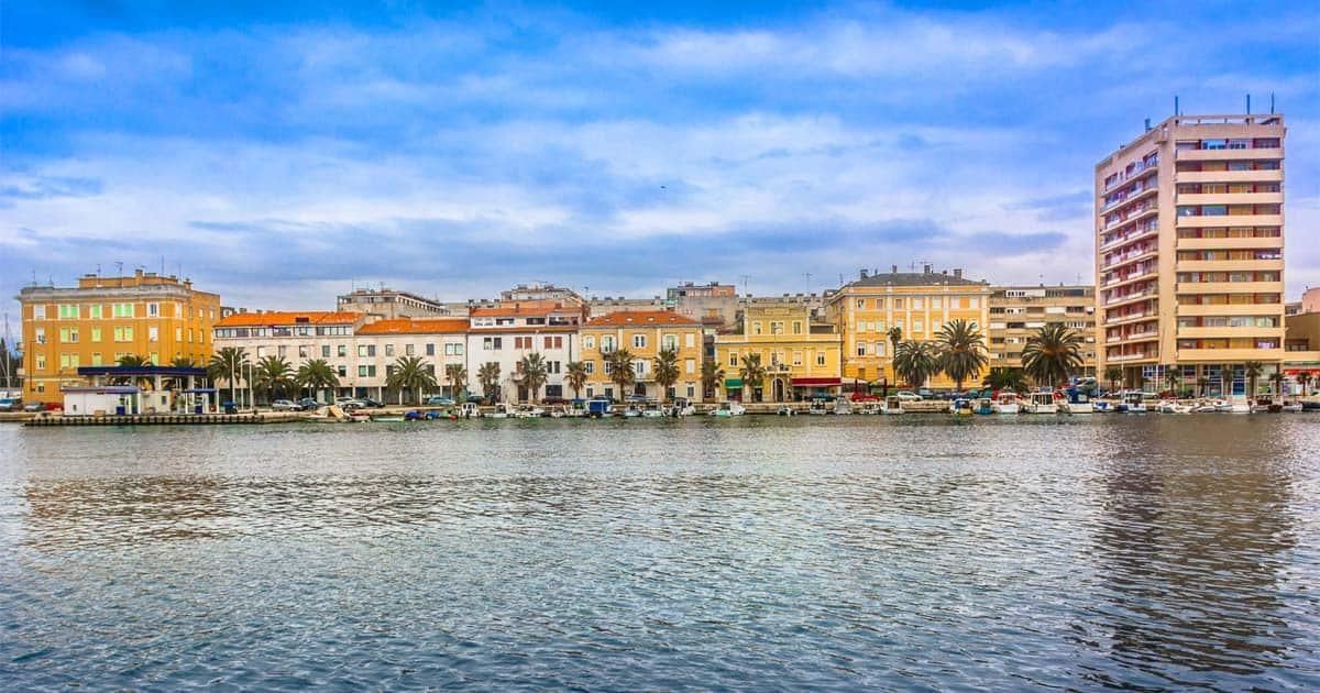 top tourist attractions in zadar croatia schema