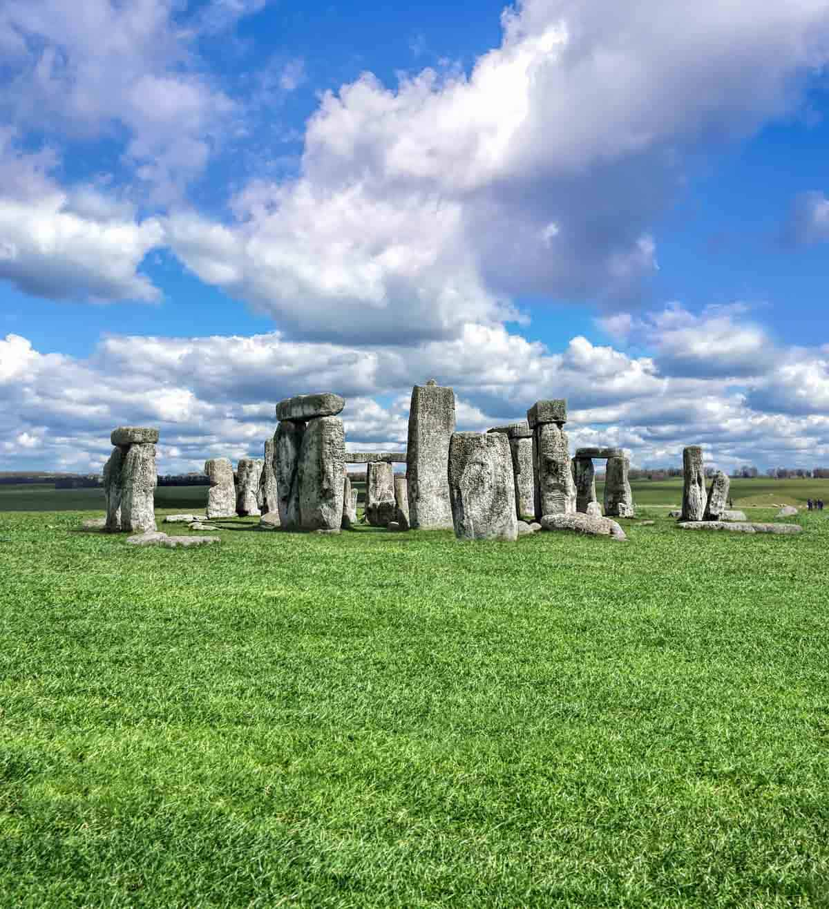 man-made structures in europe stonehenge amesbury uk