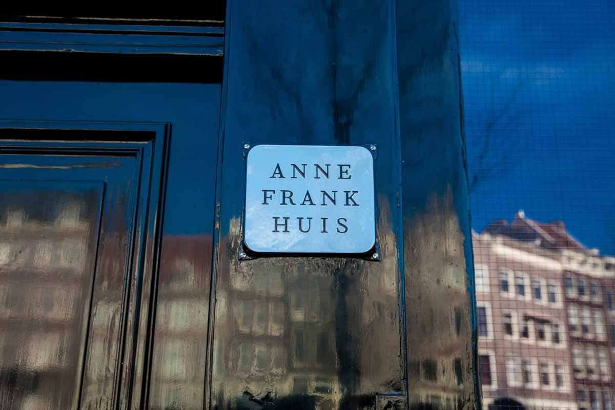 top museums in europe anne frank house amsterdam netherlands