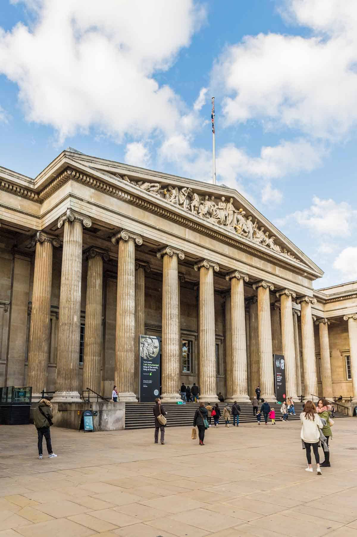 top museums in europe british museum london uk