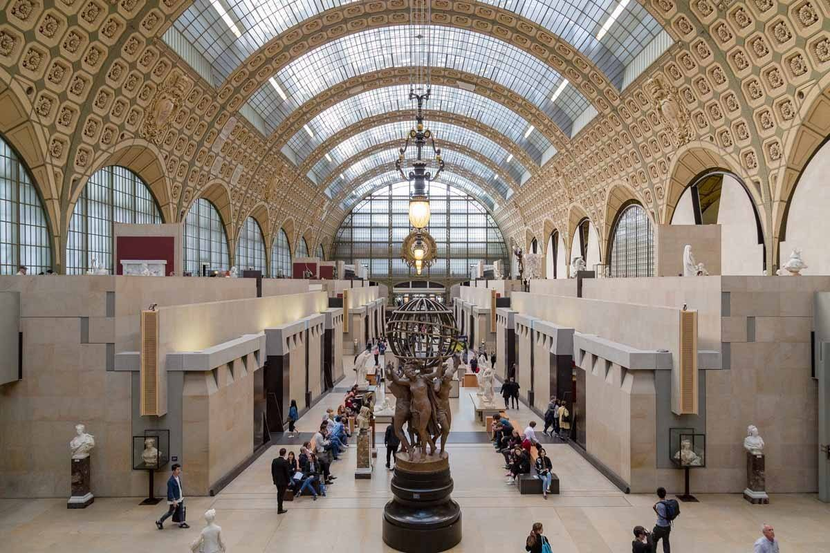 top museums in europe musee d'orsay paris france