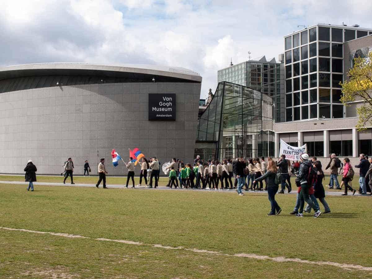 top museums in europe van gogh museum amsterdam netherlands