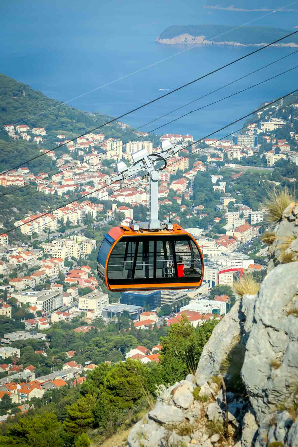 top tourist attractions in dubrovnik croatia cable car