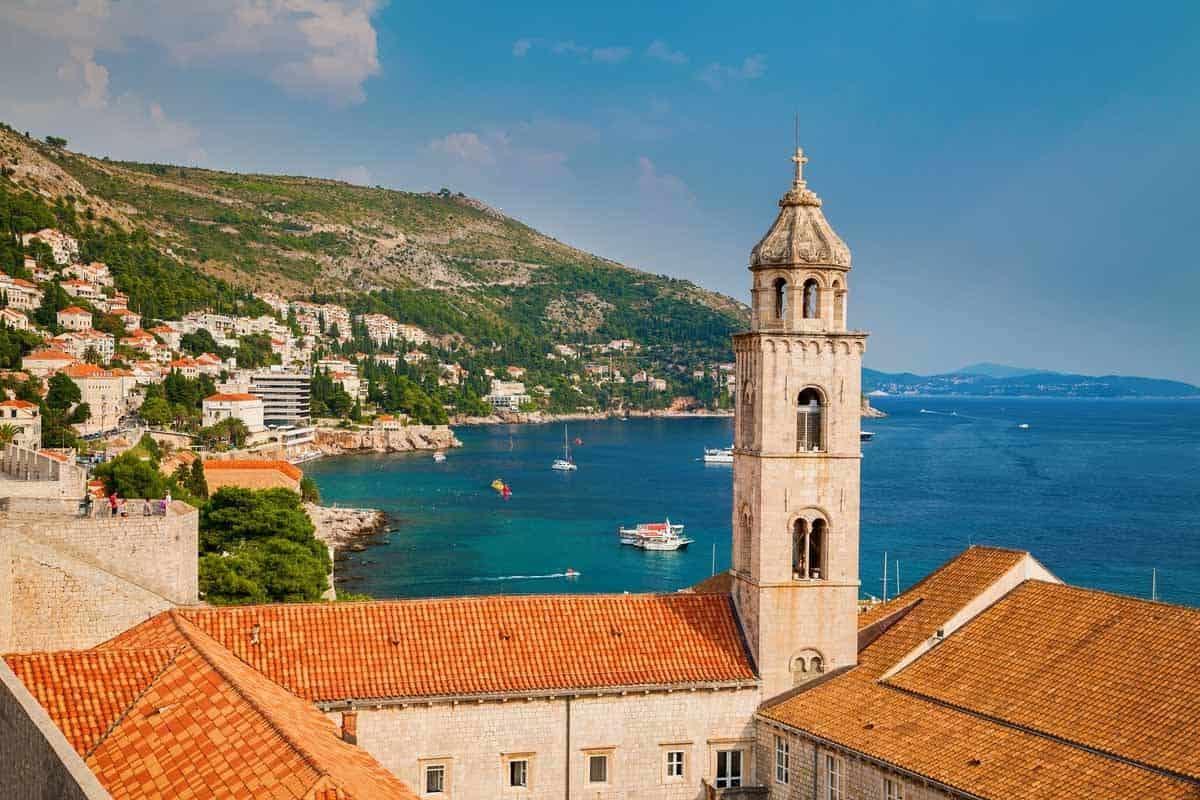 top tourist attractions in dubrovnik croatia dominican monastery