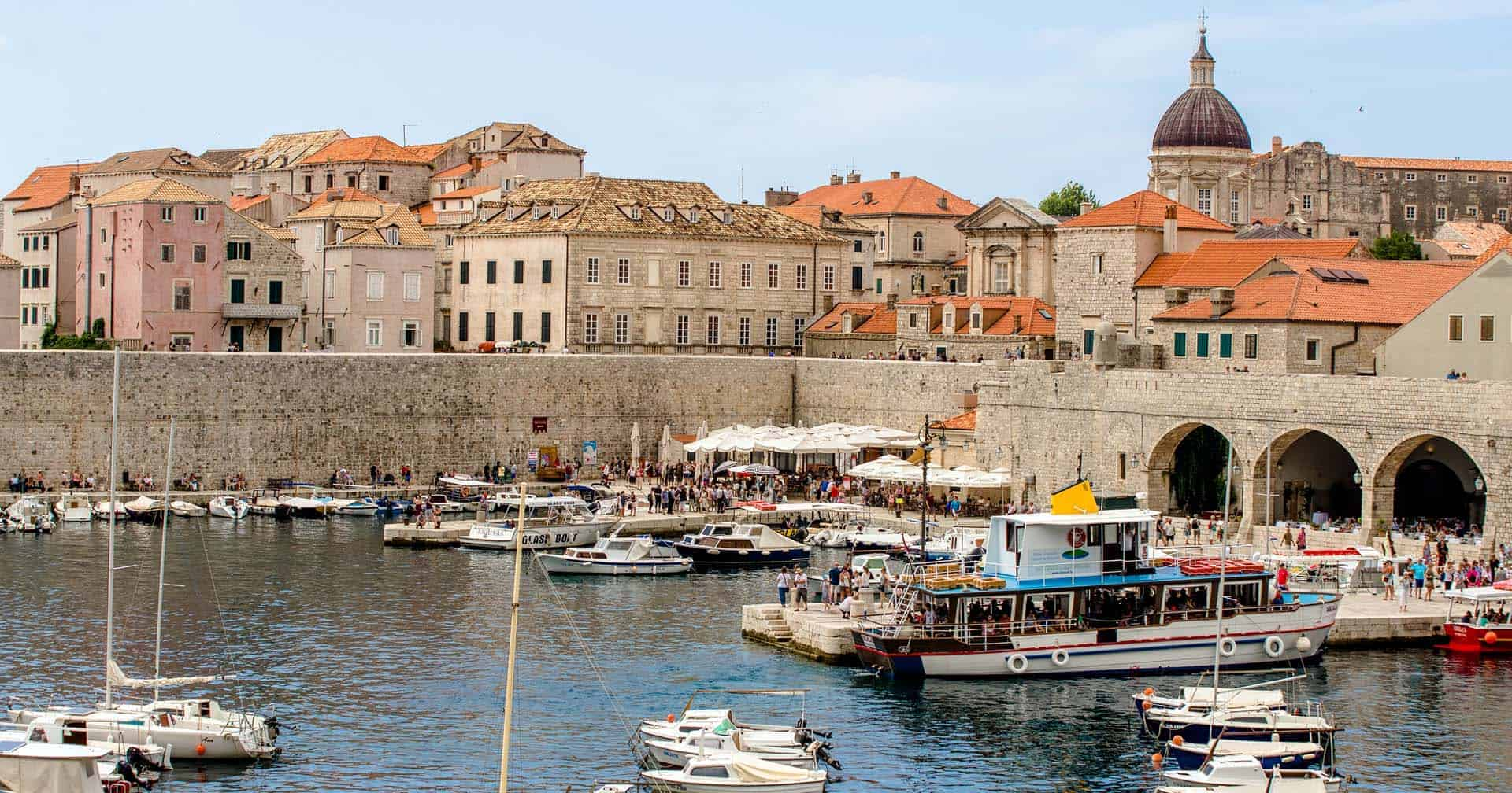 top tourist attractions in dubrovnik croatia featured