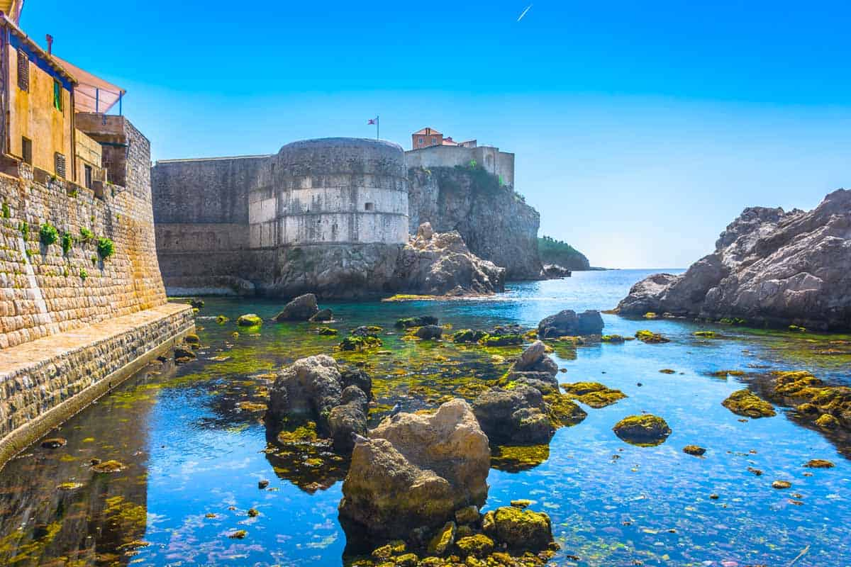 top tourist attractions in dubrovnik croatia game of thrones tour