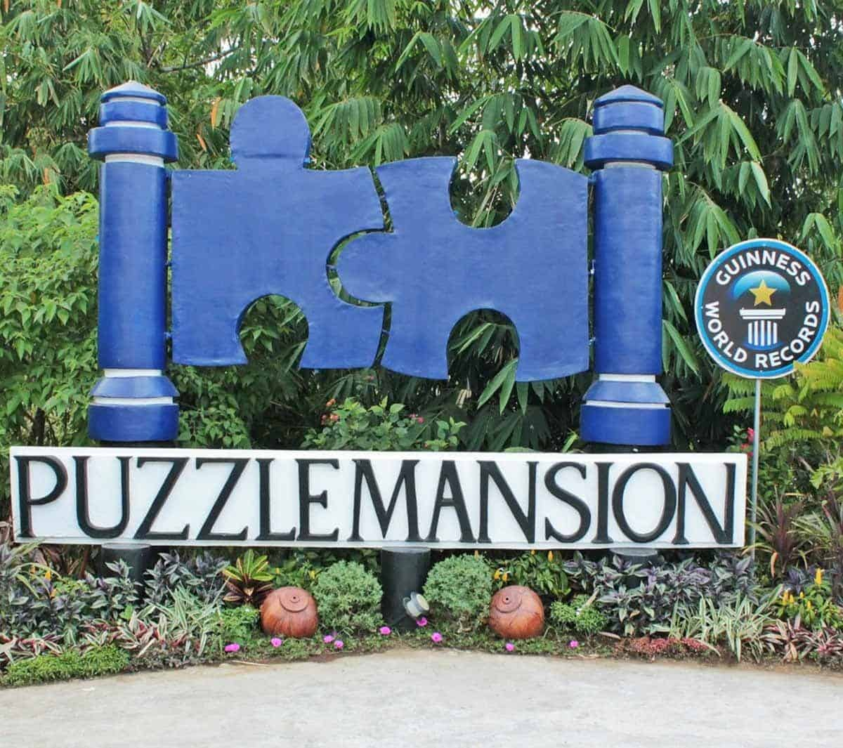 top tourist attractions in tagaytay the philippines puzzle mansion