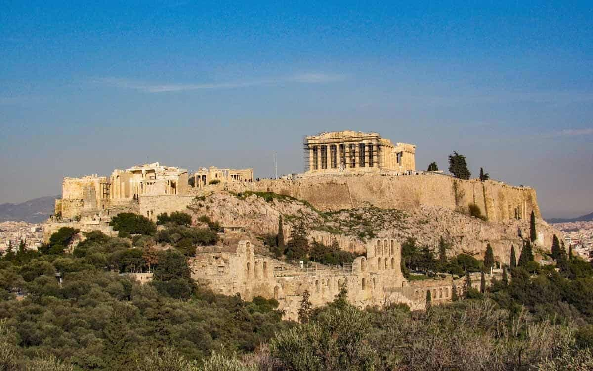 unesco world heritage sites in europe acropolis of athens greece