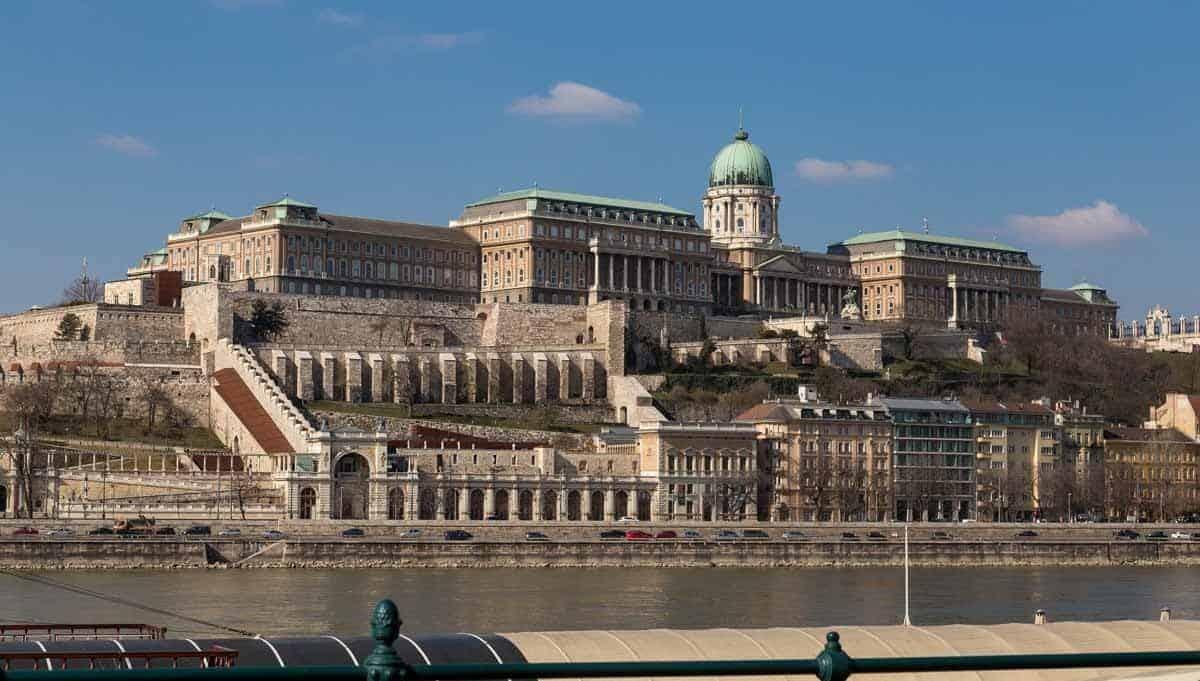 unesco world heritage sites in europe buda castle budapest hungary
