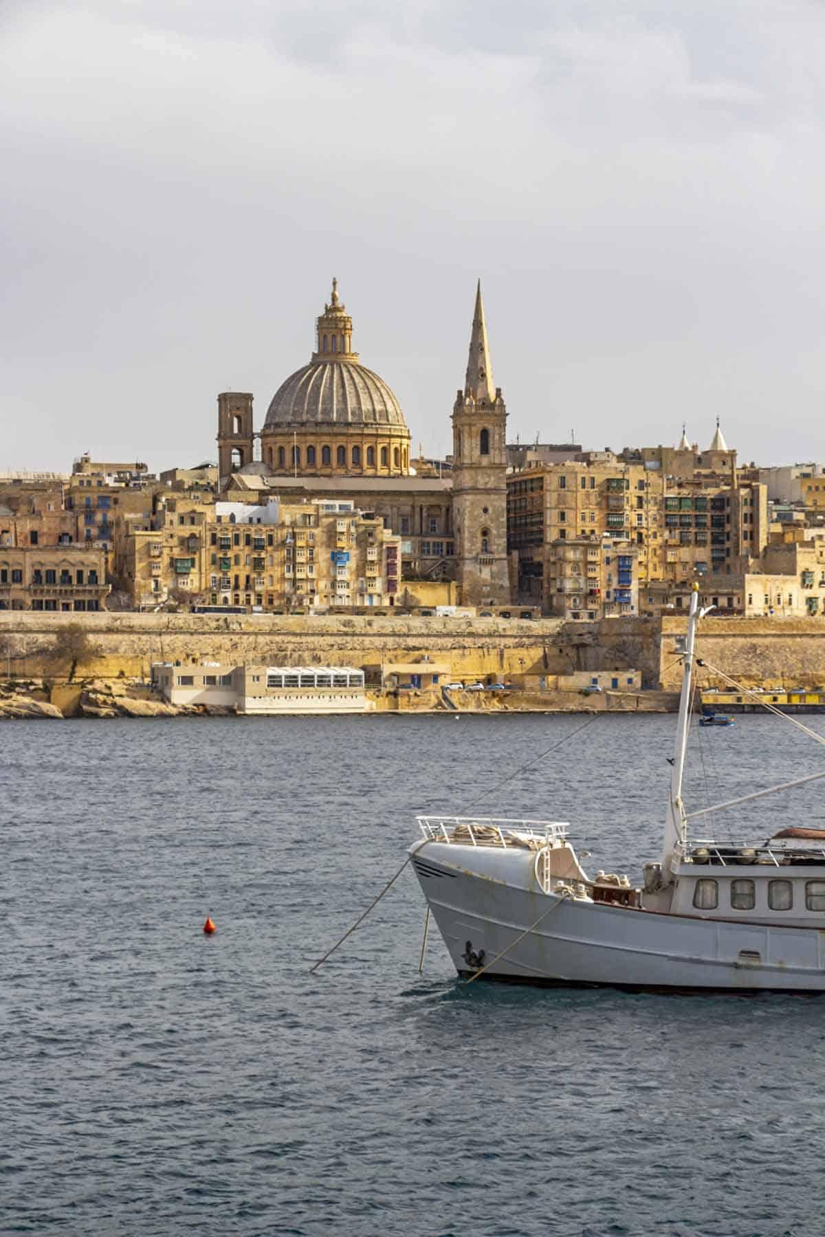 unesco world heritage sites in europe city of valletta malta