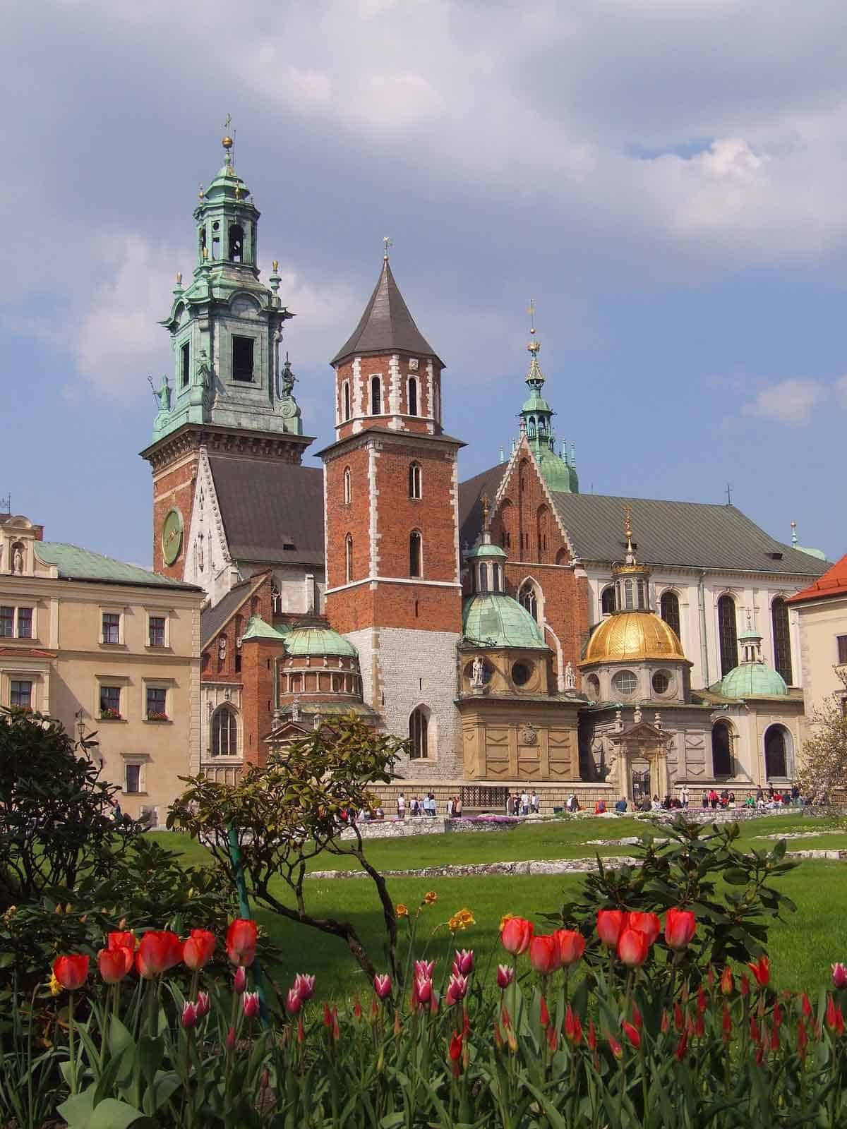 unesco world heritage sites in europe krakow historic center poland