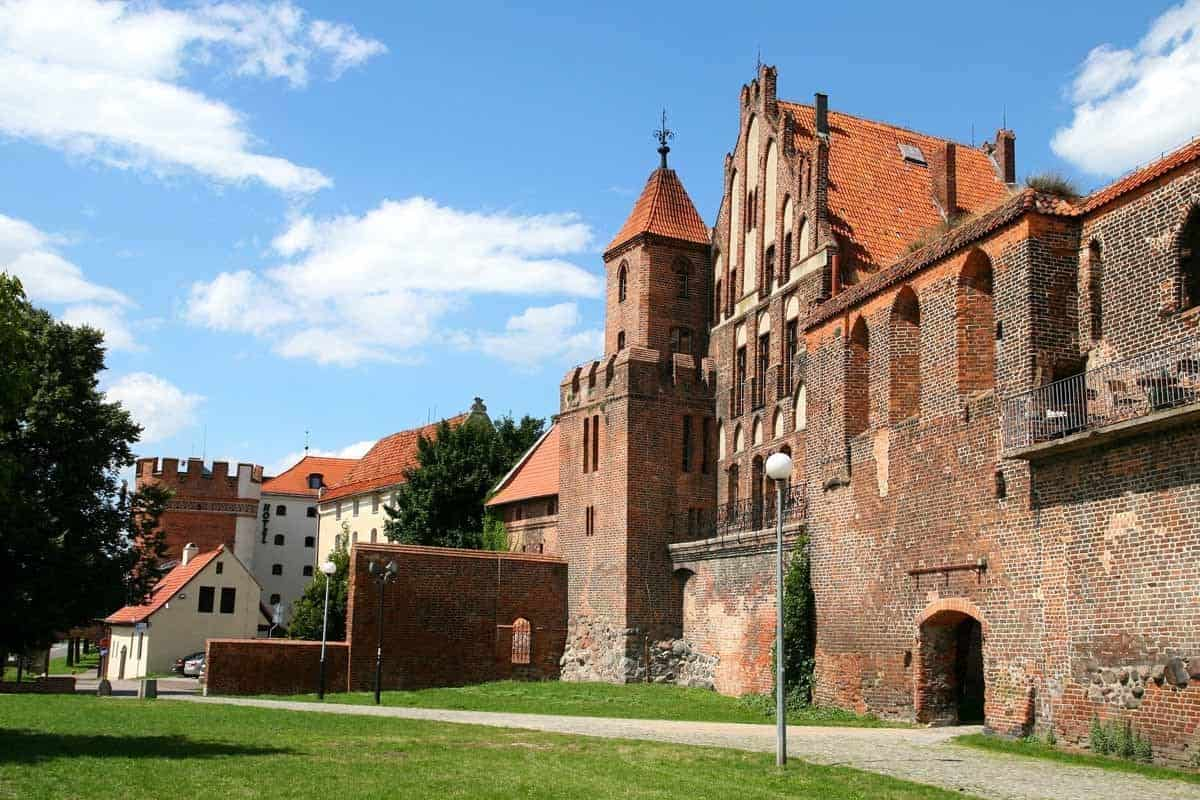 unesco world heritage sites in europe medieval town of torun poland