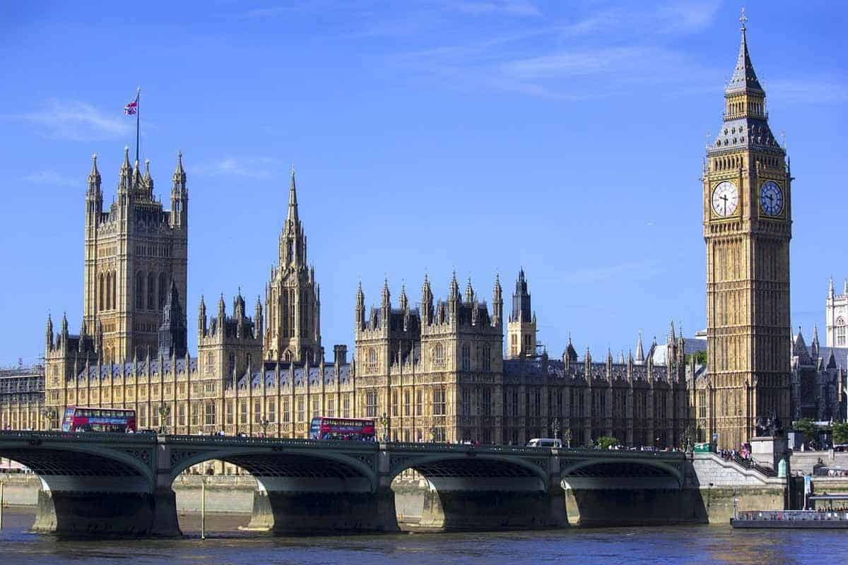 unesco world heritage sites in europe palace of westminster united kingdom