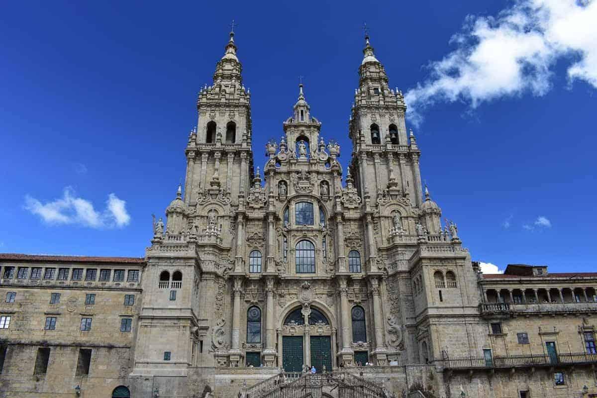 unesco world heritage sites in europe santiago de compostela spain