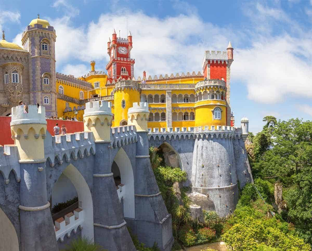 unesco world heritage sites in europe sintra portugal