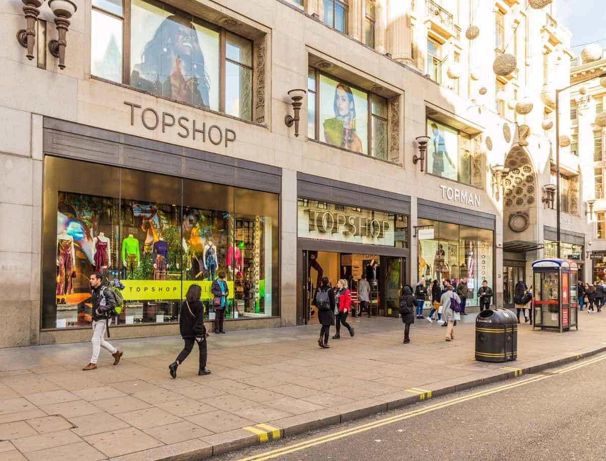 best places to go shopping in europe london england