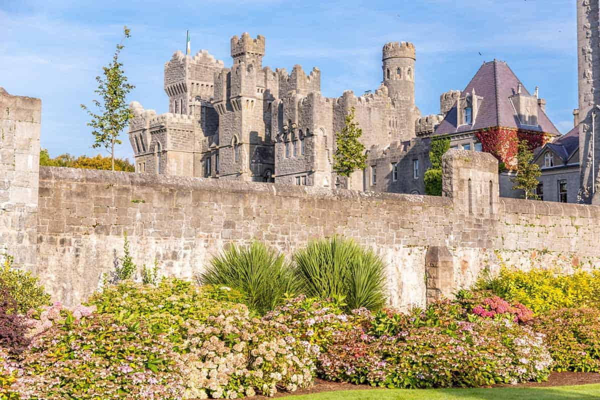 castles in ireland ashford castle