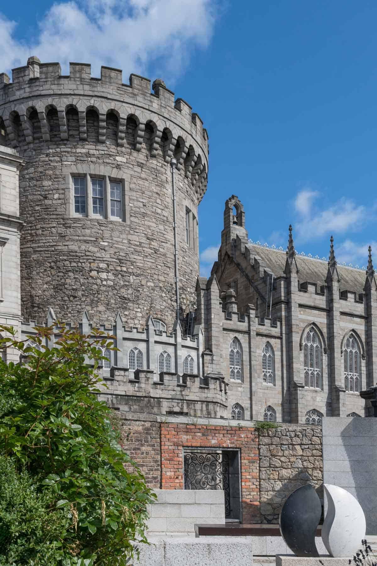 castles in ireland dublin castle