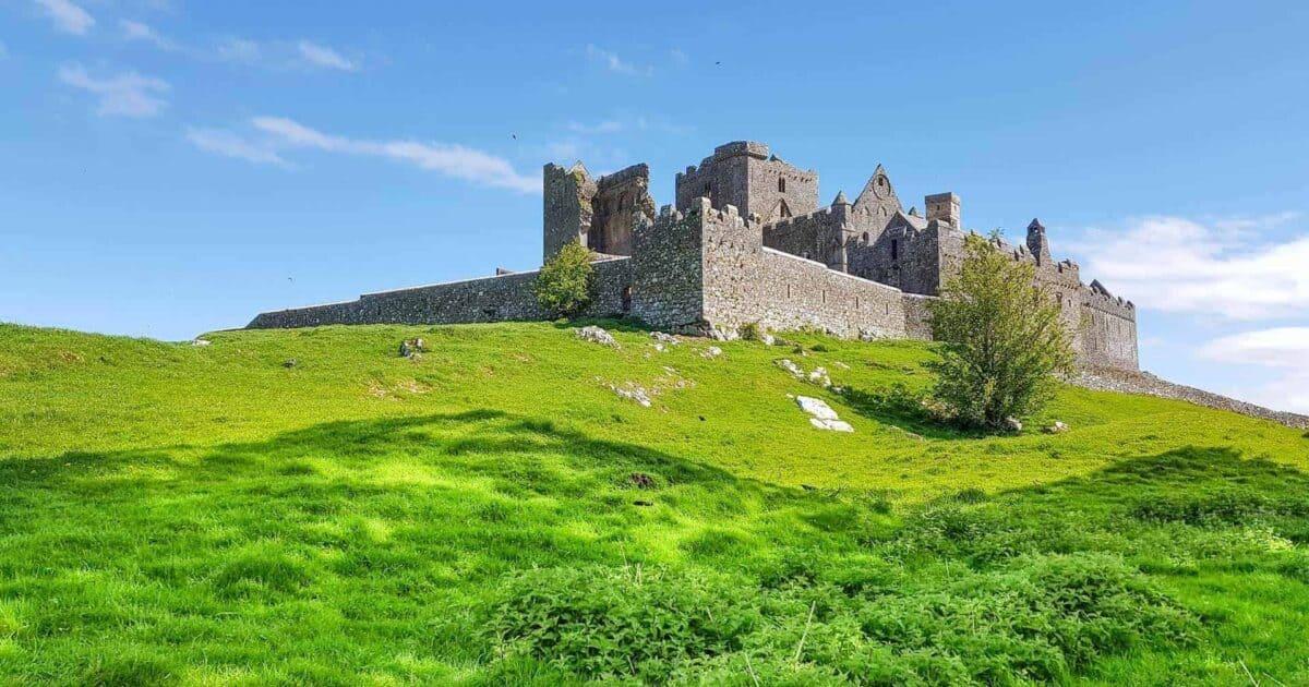 castles in ireland featured