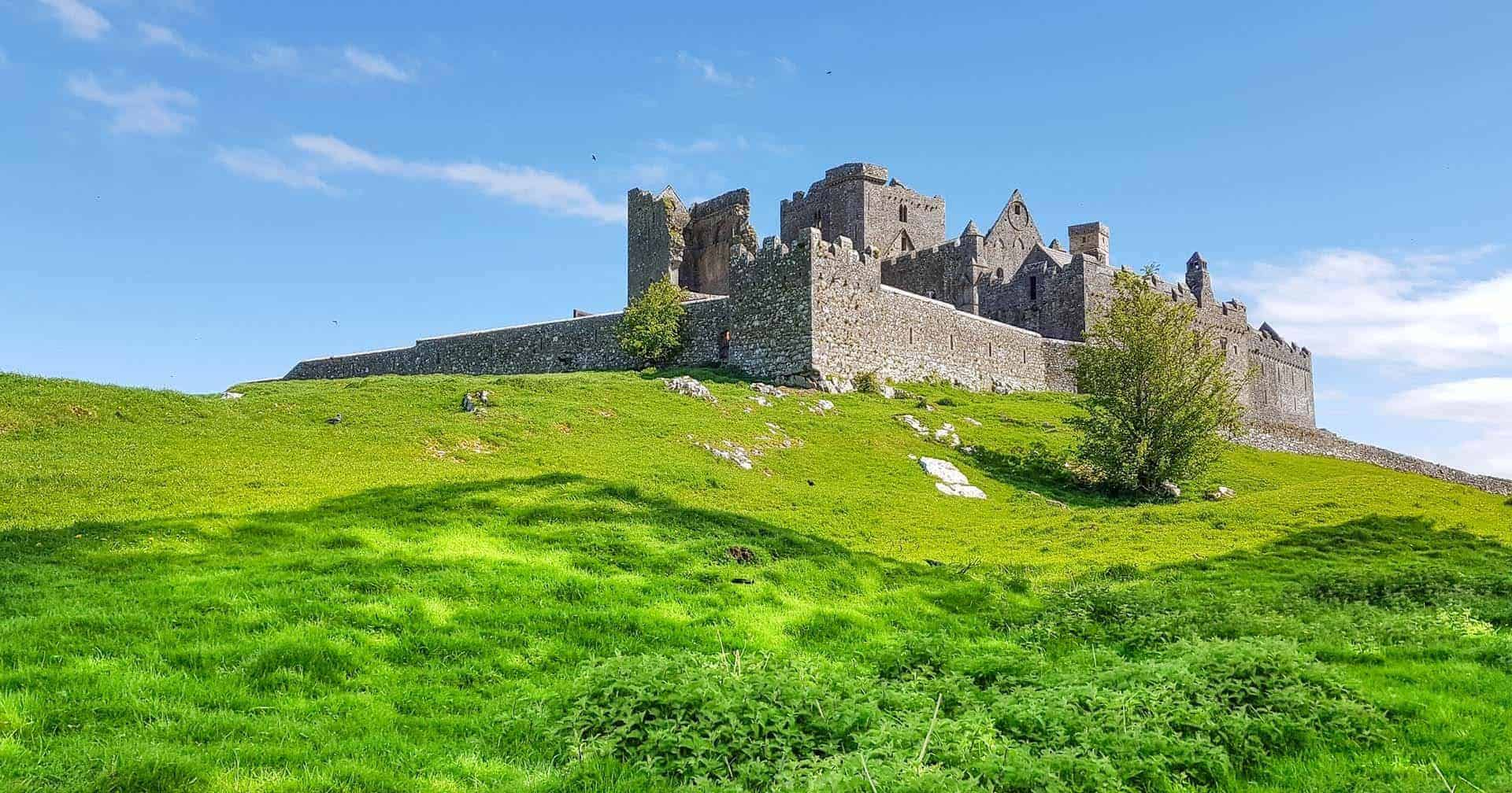 castles in ireland featured