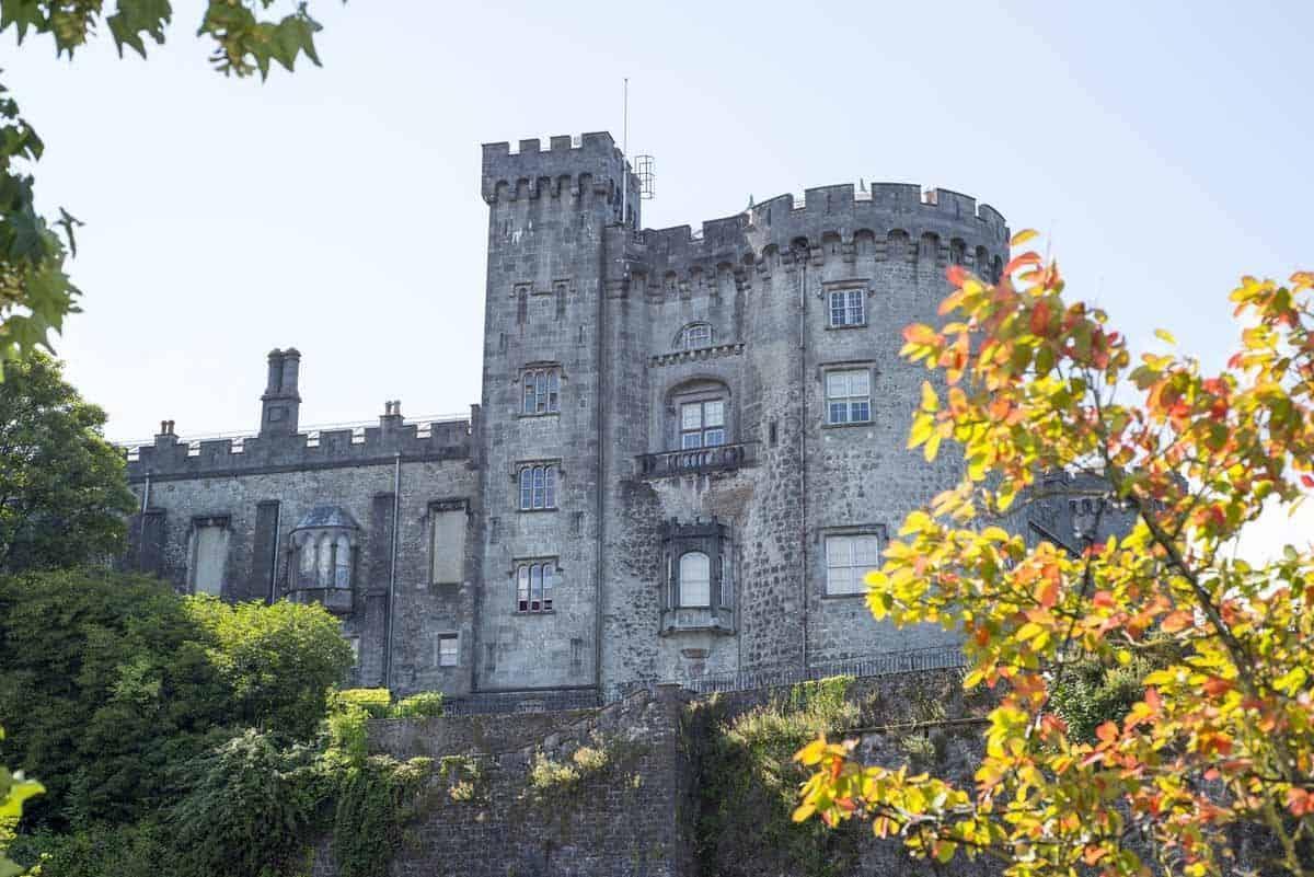 castles in ireland kilkenny castle