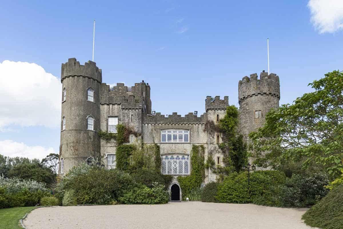 castles in ireland malahide castle