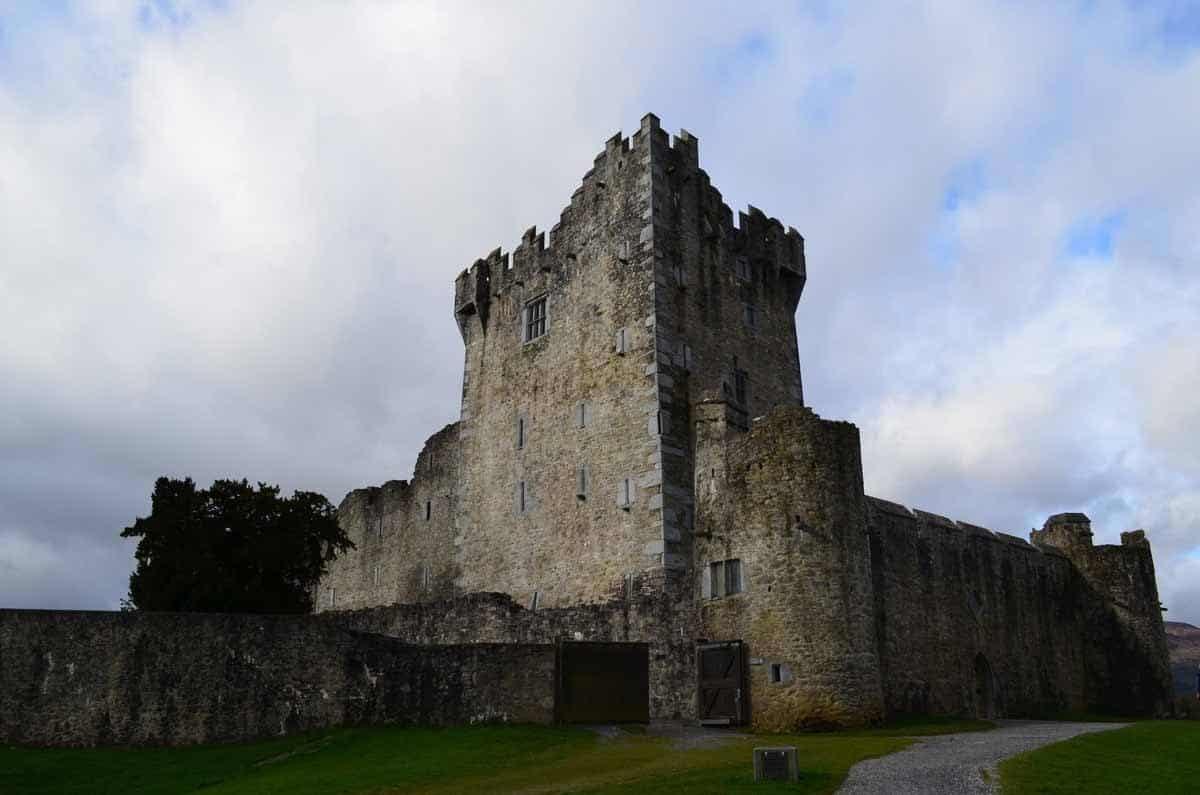 castles in ireland ross castle