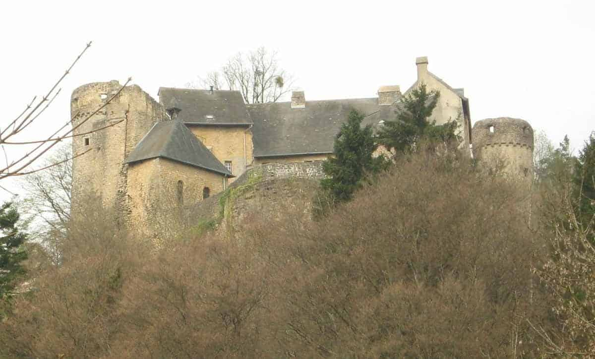 castles in luxembourg ansembourg castle