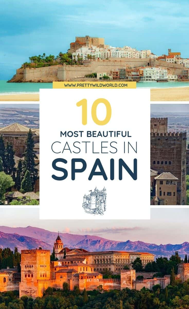 Castles in Spain | castles in spain, paradors in spain, best castles in spain, castles in northern spain, moorish castle spain, stay in a castle in spain, castles in madrid spain, castles in spain cities, castles in spain architecture #traveldestinations #traveltips #bucketlisttravel #travelideas #travelguide #amazingdestinations #traveltheworld
