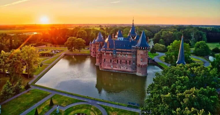castles in the netherlands featured