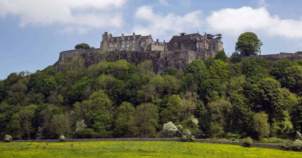 castles in the united kingdom featured