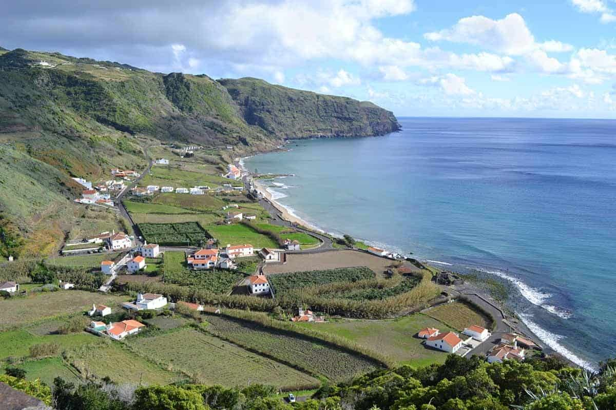 europe bucket list unusual places azores portugal