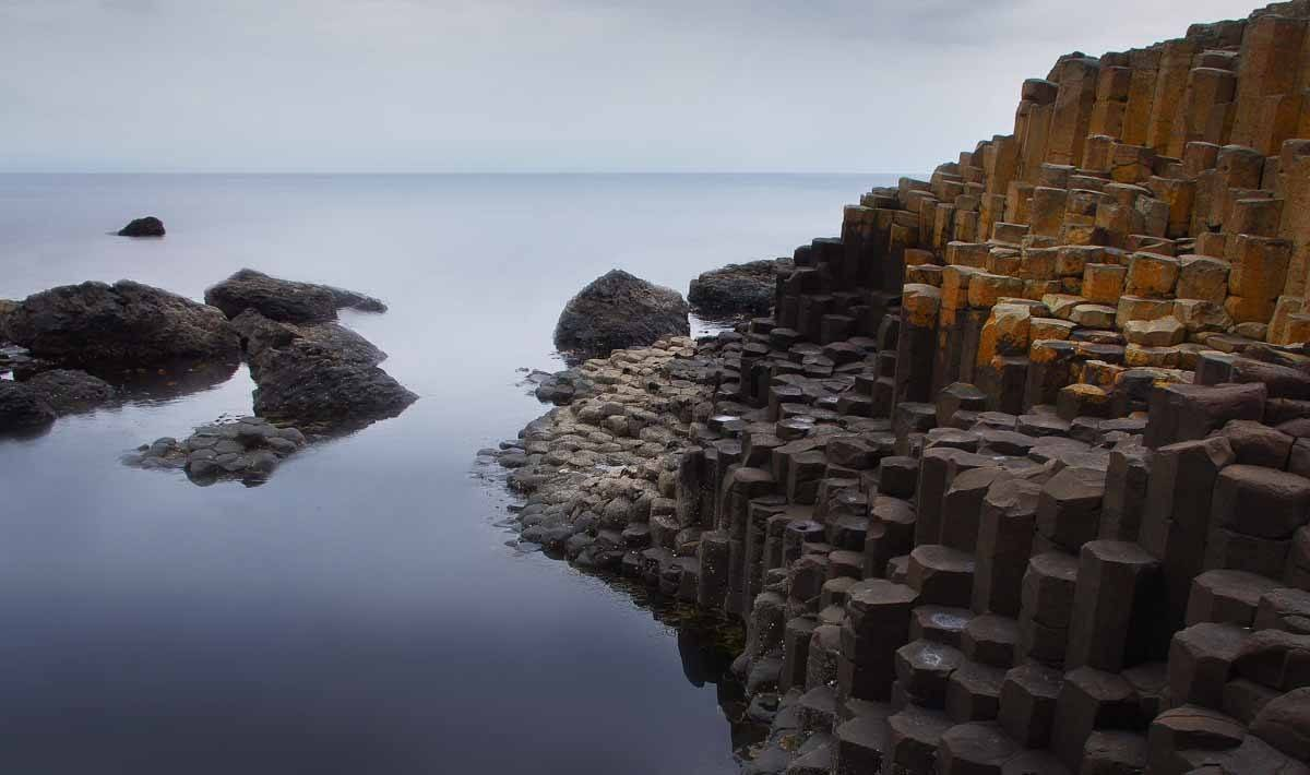 europe bucket list unusual places giant's causeway northern ireland