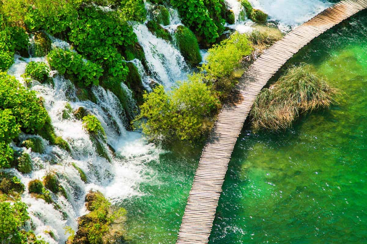 europe bucket list unusual places plitvice national park croatia