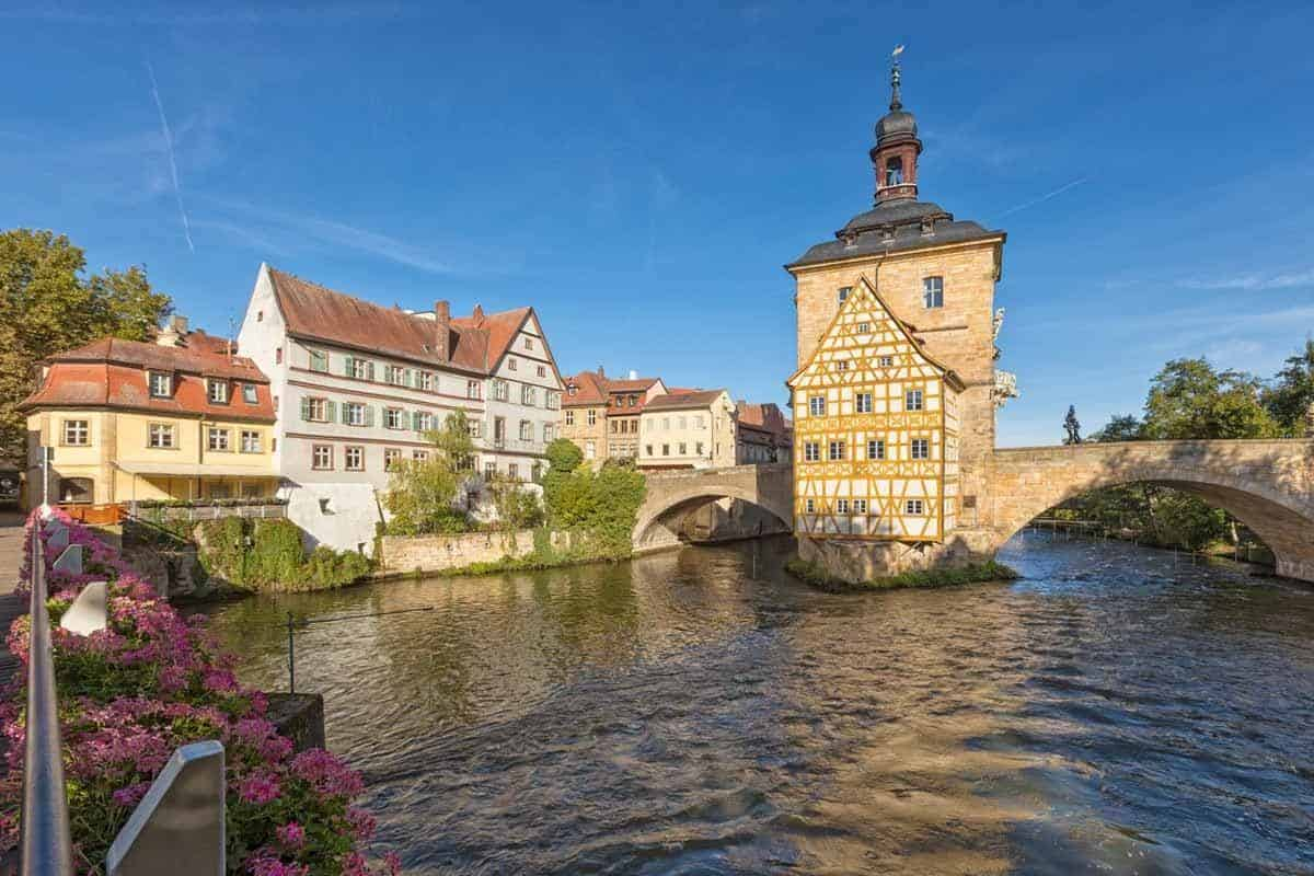 medieval towns in europe bamberg germany