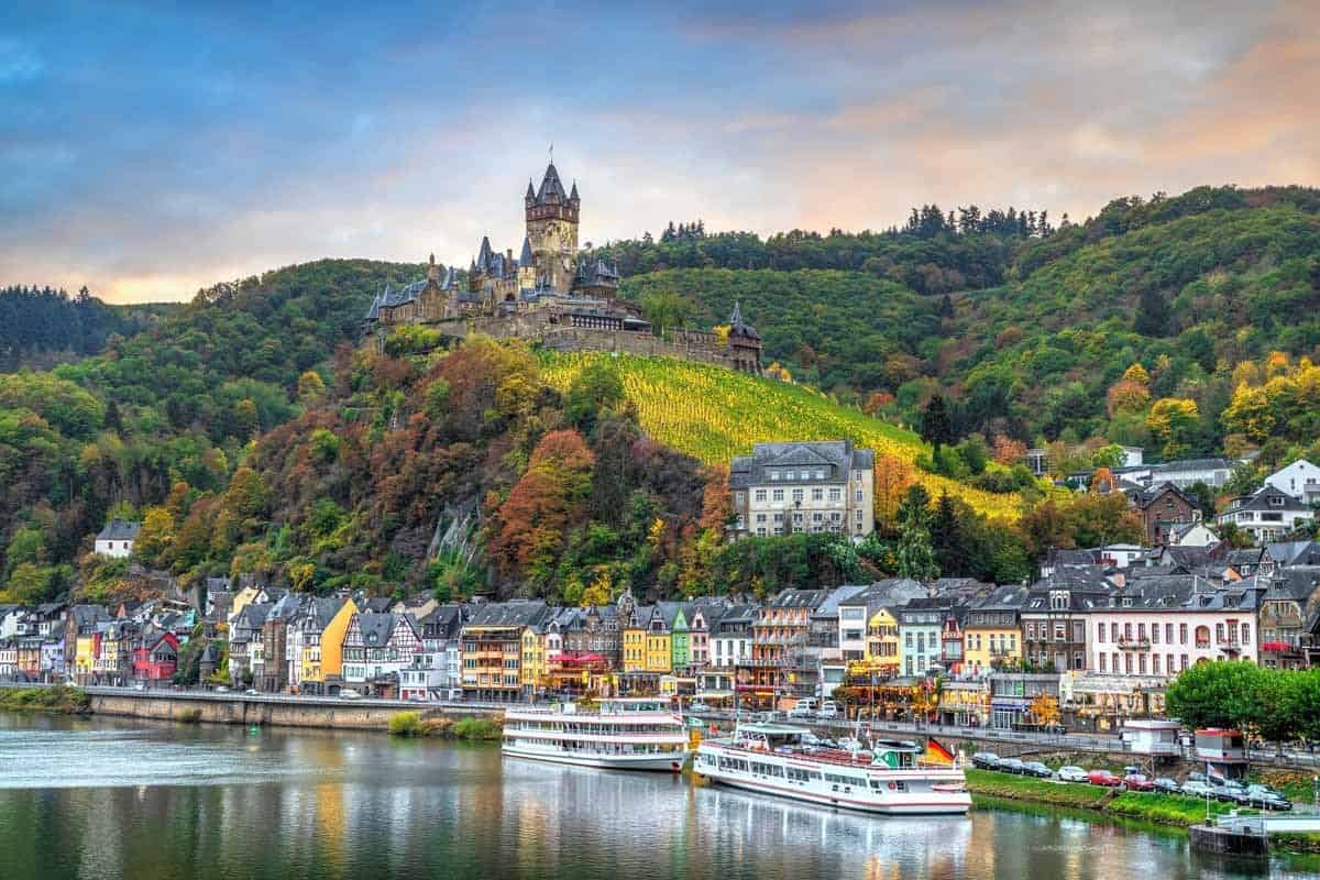 medieval towns in europe cochem germany