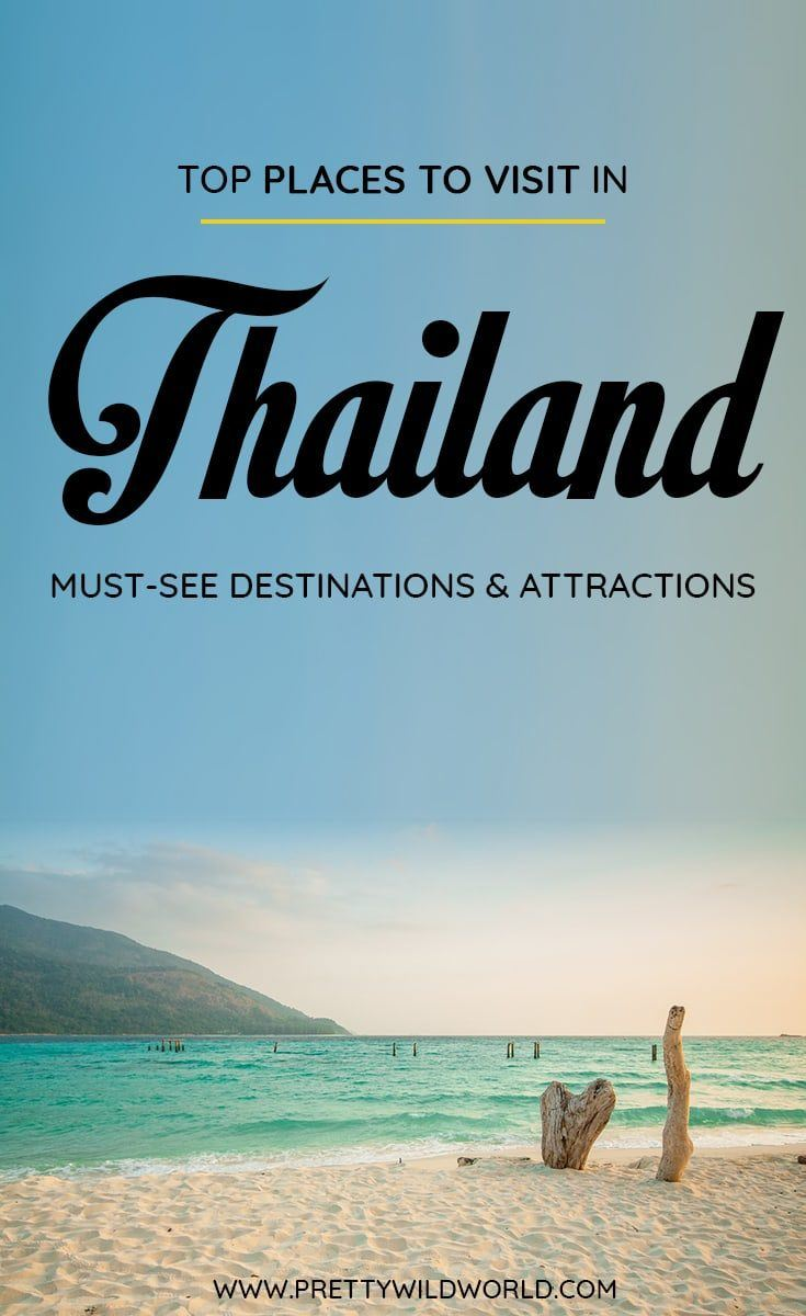 Best Places to Visit in Thailand | where to go in Thailand, places to go in Thailand, must see in Thailand, cities in Thailand to visit, Thailand places to visit, best cities to visit in Thailand, best cities in Thailand, famous places in Thailand, best places in Thailand, Thailand points of interest, what to do in Thailand, places to see in Thailand, Thailand travel destination, Thailand travel tips, Thailand travel amazing places, Thailand travel itinerary #Thailand #Asia #travel