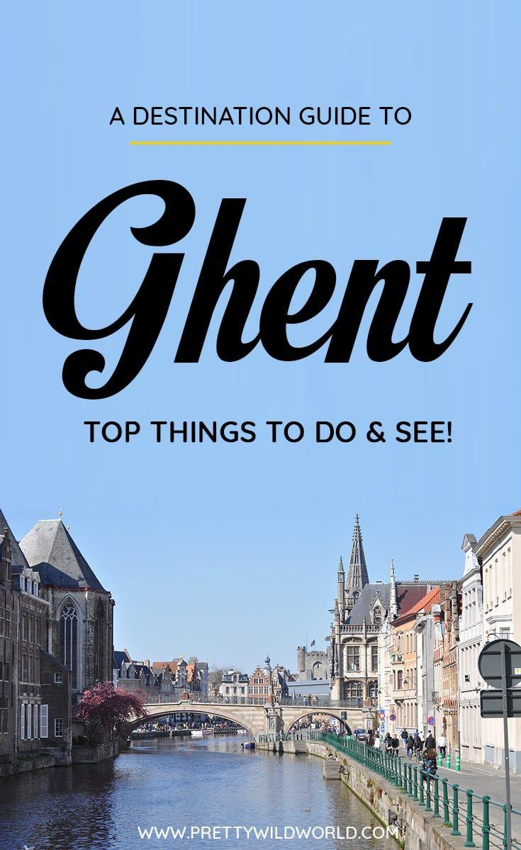 Top Attractions and Things to do in Ghent (Belgium) | Ghent attractions, places in Ghent, Ghent landmarks, what to do in Ghent, Ghent sightseeing, Ghent tourist attractions, places to visit in Ghent, activities in Ghent, what to see in Ghent, things to see in Ghent, places to see in Ghent, places to go in Ghent, Ghent points of interest, where to go in Ghent, places of interest in Ghent #Ghent #Belgium #Europe #travel