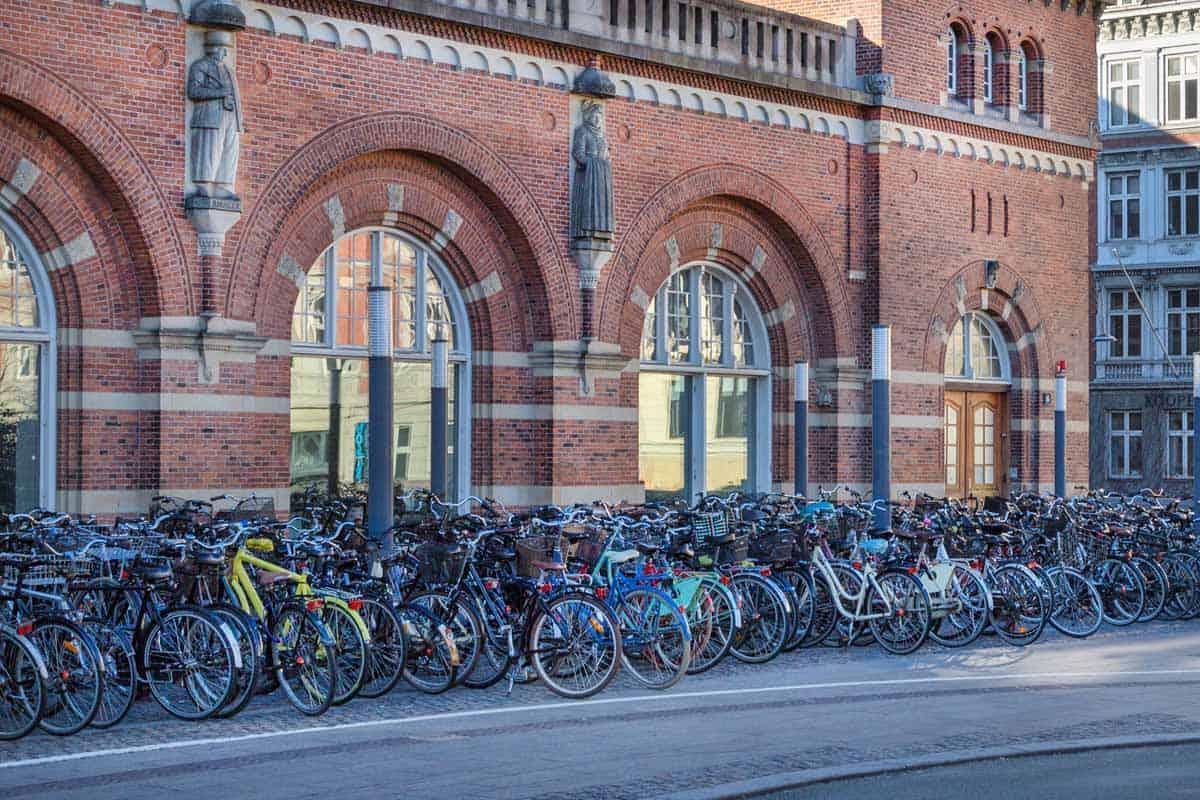 top tourist attractions in copenhagen denmark bicycles