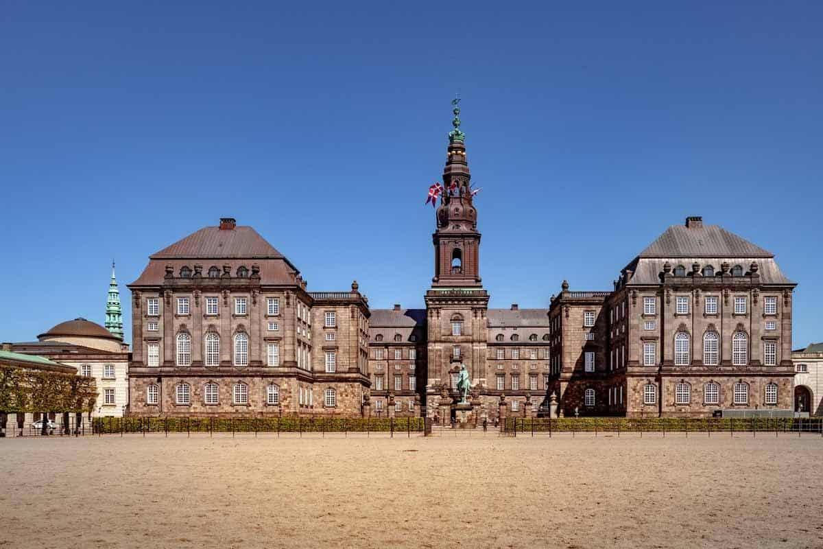 top tourist attractions in copenhagen denmark christiansborg palace