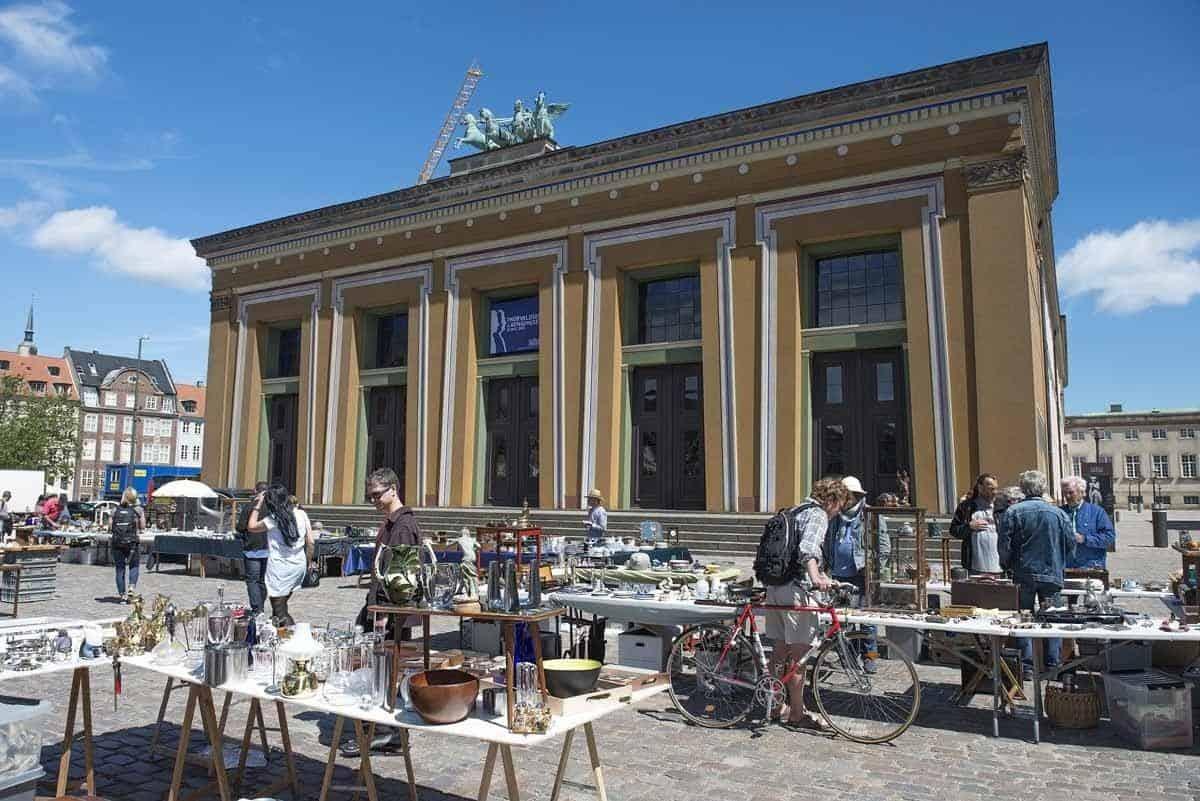top tourist attractions in copenhagen denmark flea market