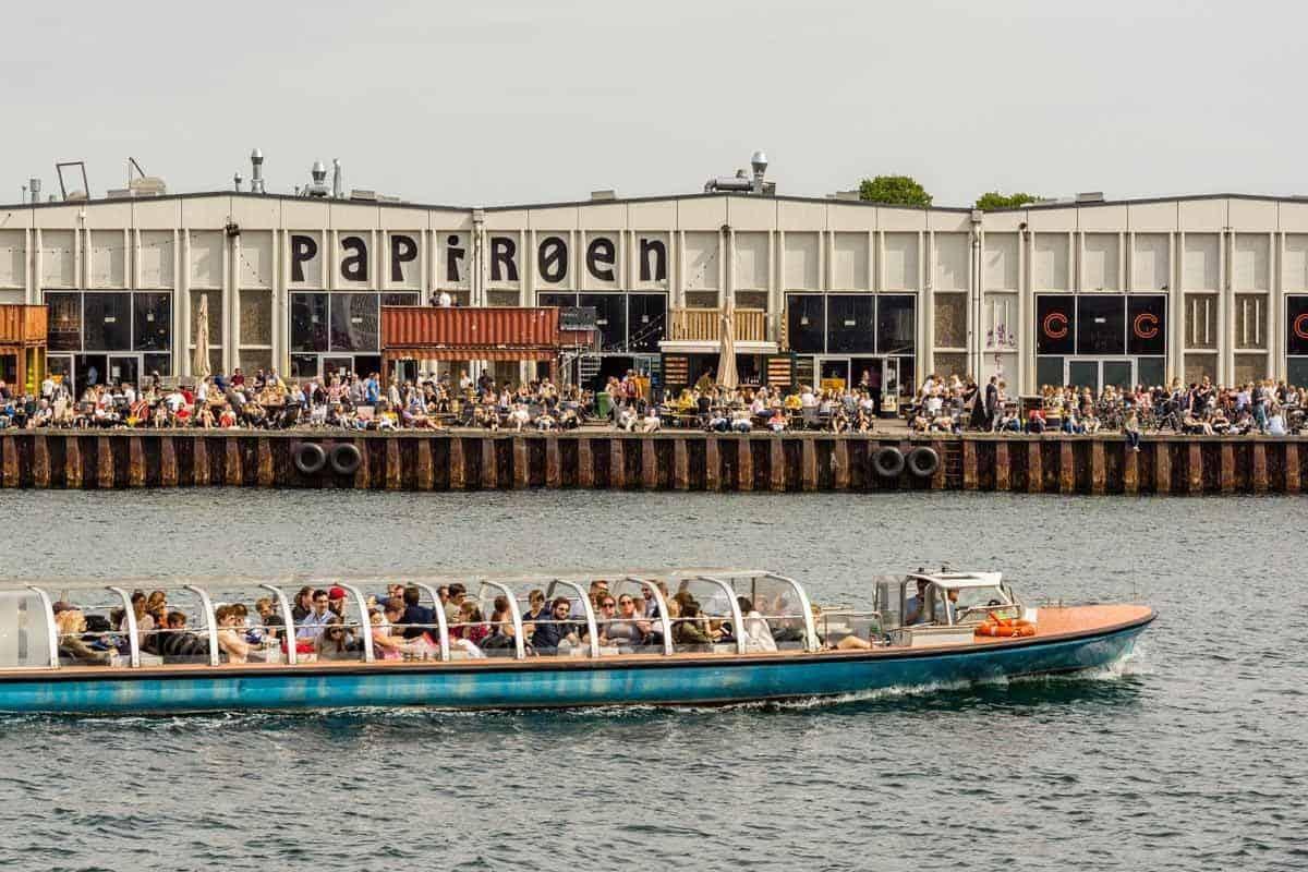 top tourist attractions in copenhagen denmark paper island