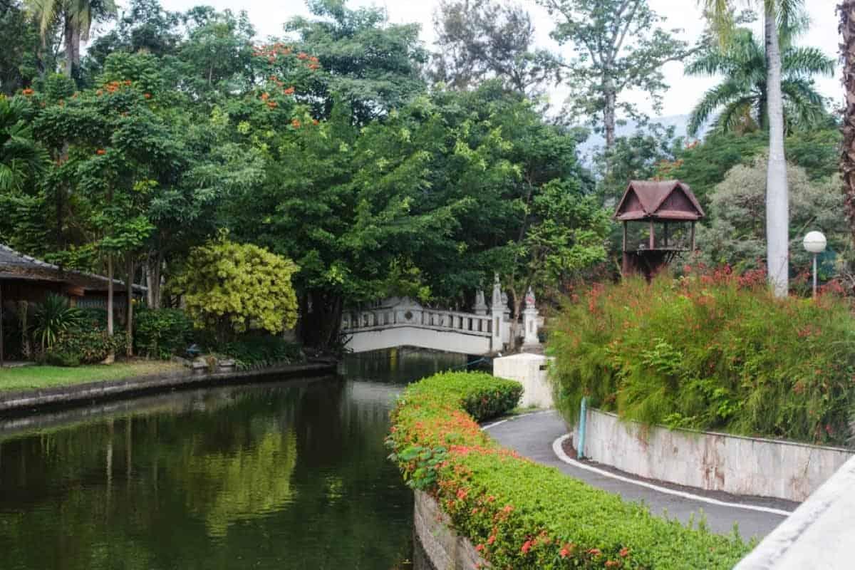 Buak Hard Public Park Chiang Mai