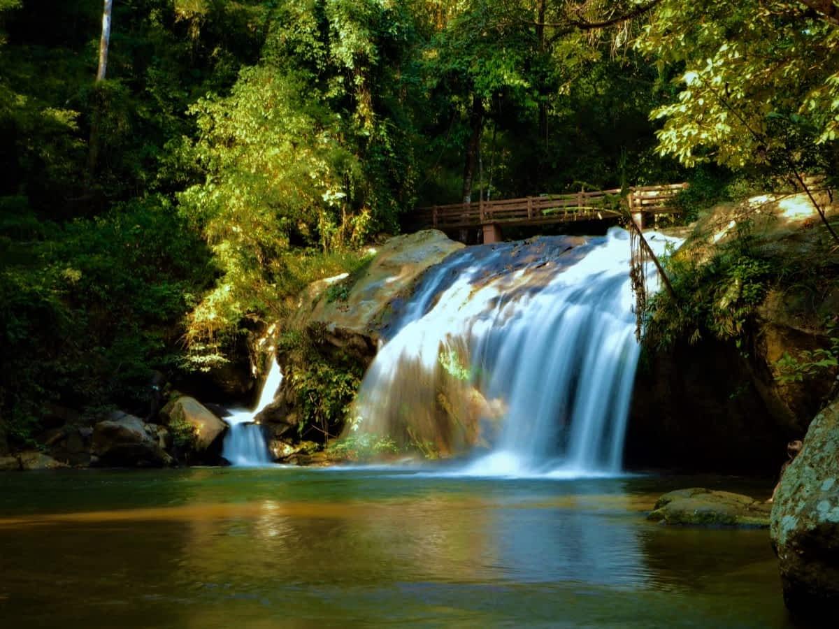 Doi Suthep Pui National Park Chiang Mai