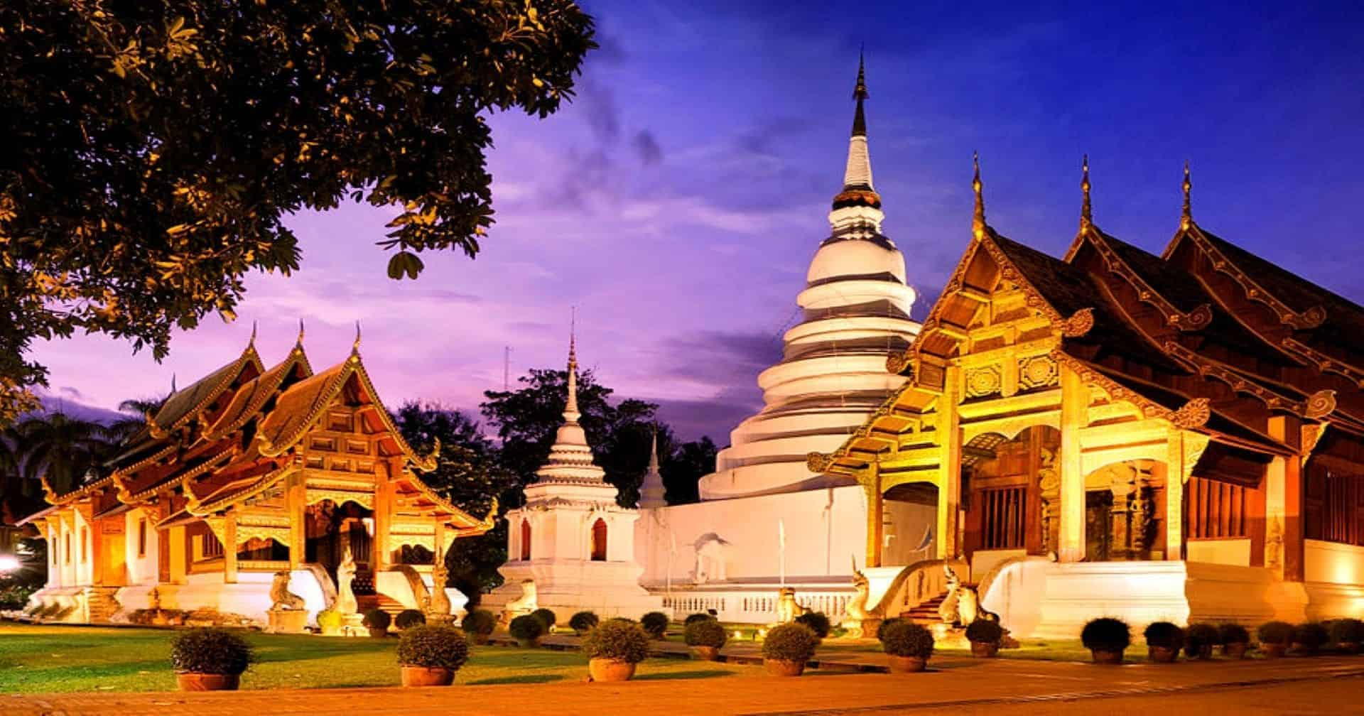 Phra Singh Temple Chiang Ma