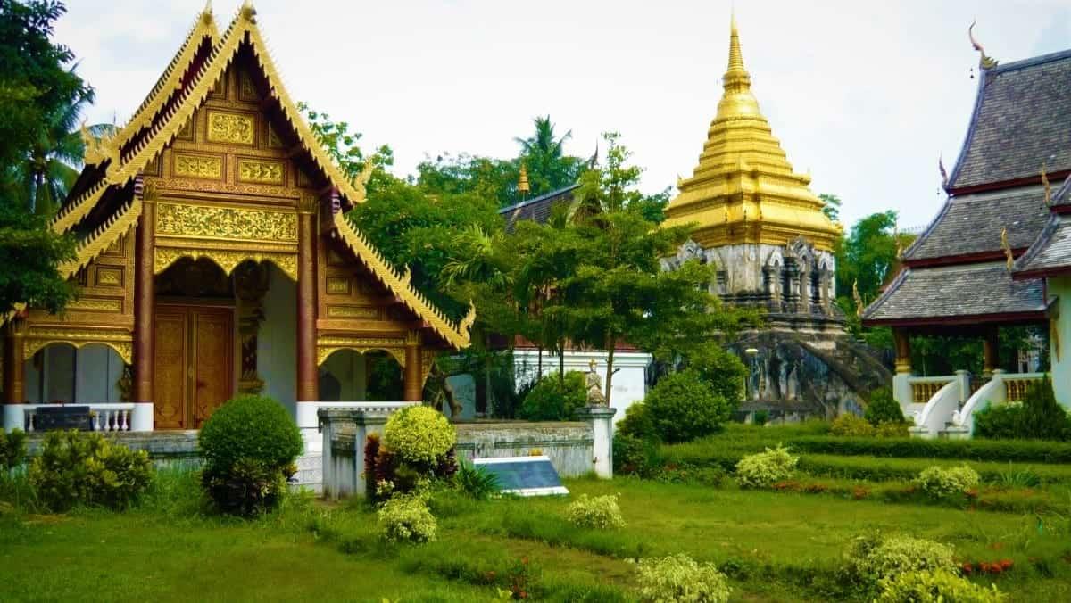 Wat ChiangMan Chiang Mai