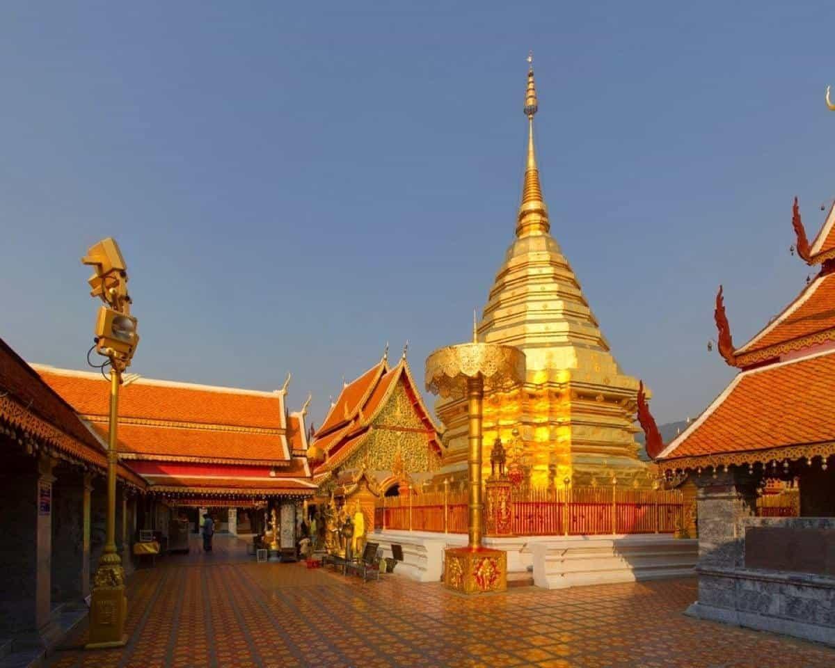 Wat Phra That Doi Suthep Chiang Ma